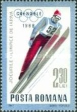 [Olympic Winter Games - Grenoble 1968, France, type CVP]