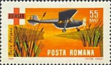 [Airmail - Aviasan Rescue Service, type CXA]