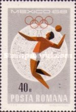 [Olympic Games - Mexico City, Mexico, type CYK]