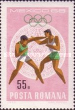 [Olympic Games - Mexico City, Mexico, type CYL]