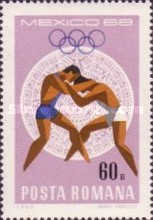 [Olympic Games - Mexico City, Mexico, type CYM]