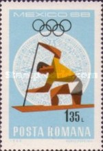 [Olympic Games - Mexico City, Mexico, type CYO]