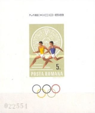 [Olympic Games - Mexico City, Mexico, type CYQ]