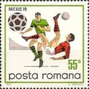 [Football World Cup - Mexico, type DDZ]