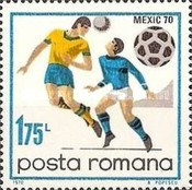 [Football World Cup - Mexico, type DEA]