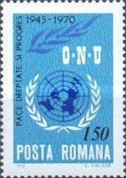 [The 25th Anniversary of the United Nations, type DFR]