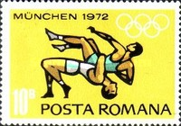 [Olympic Games - Munich, Germany, type DKP]