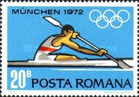 [Olympic Games - Munich, Germany, type DKQ]