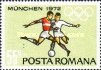 [Olympic Games - Munich, Germany, type DKR]
