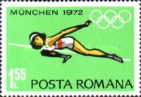 [Olympic Games - Munich, Germany, type DKS]
