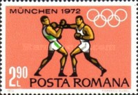 [Olympic Games - Munich, Germany, type DKT]