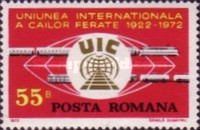 [The 50th Anniversary of the International Railroad Union, type DLG]