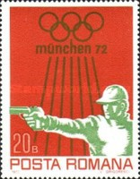 [Olympic Games - Munich, Germany, type DLN]