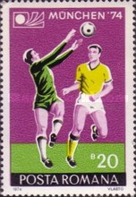[Football World Cup - West Germany, type DRY]