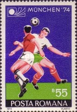 [Football World Cup - West Germany, type DSA]