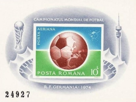 [Football World Cup - West Germany, type DSF]