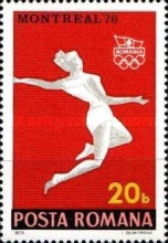 [Olympic Games - Montreal, Canada, type DXR]