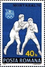 [Olympic Games - Montreal, Canada, type DXS]