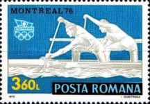 [Olympic Games - Montreal, Canada, type DXW]