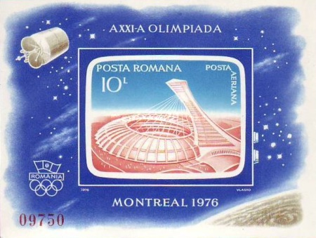 [Olympic Games - Montreal, Canada, type DXY]