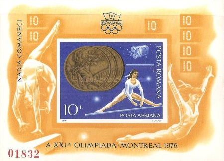 [Olympic Medal Winners Montreal, type DYV]