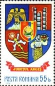 [Coats of Arms of Romanian Counties, type DZG]