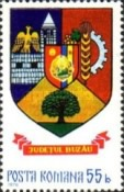 [Coats of Arms of Romanian Counties, type DZN]