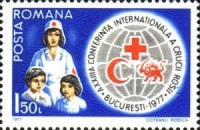 [The 23rd International Conference of the Red Cross, type EAY]