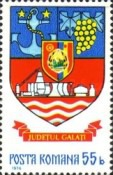 [Coat of Arms of Romanian Counties, type EBH]