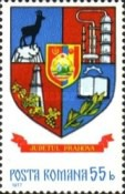 [Coat of Arms of Romanian Counties, type EBT]