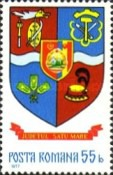 [Coat of Arms of Romanian Counties, type EBV]