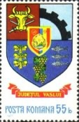 [Coat of Arms of Romanian Counties, type ECB]