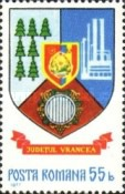 [Coat of Arms of Romanian Counties, type ECE]