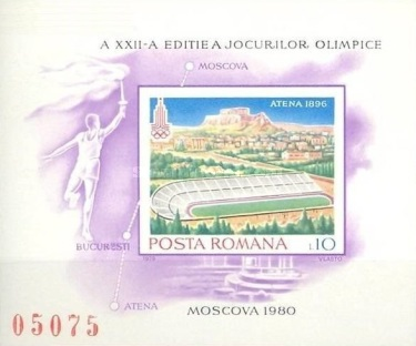 [Olympic Games - Moscow 1980, USSR, type FAQ]