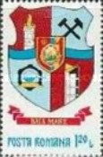 [Coats of Arms of Romanian Cities, type FAU]