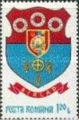 [Coats of Arms of Romanian Cities, type FAV]