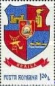 [Coats of Arms of Romanian Cities, type FAX]