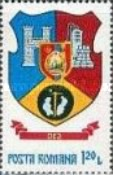 [Coats of Arms of Romanian Cities, type FBF]