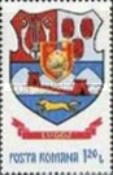 [Coats of Arms of Romanian Cities, type FBO]