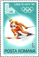 [Winter Olympic Games - Lake Placid 1980, USA, type FCA]