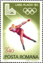 [Winter Olympic Games - Lake Placid 1980, USA, type FCD]