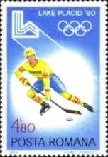 [Winter Olympic Games - Lake Placid 1980, USA, type FCE]