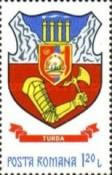 [Coat of Arms of Romanian Cities, type FDI]