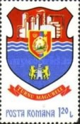 [Coat of Arms of Romanian Cities, type FDJ]