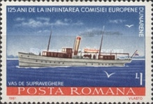 [Ships - The 125th Anniversary of the European Danube Commission, type FFZ]