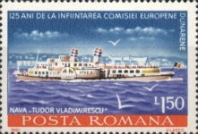[Ships - The 125th Anniversary of the European Danube Commission, type FGA]