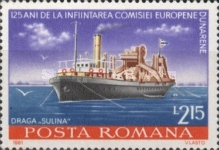 [Ships - The 125th Anniversary of the European Danube Commission, type FGB]
