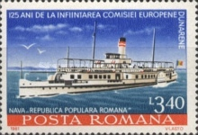 [Ships - The 125th Anniversary of the European Danube Commission, type FGC]