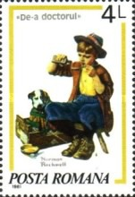[Children`s Games - Paintings by Norman Rockwell, 1894-1975, type FIN]
