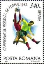 [Football World Cup - Spain 1982, type FIT]